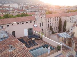 Grand Hôtel Dauphiné, Boutique Hôtel & Suites, hotel in Toulon