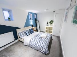 Prosper House Apartment, hotel near Norwich Cathedral, Norwich