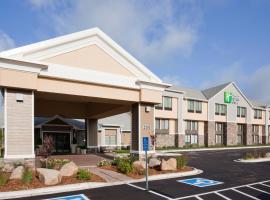 Viesnīca Holiday Inn Express & Suites Willmar, an IHG Hotel pilsētā Willmar
