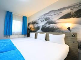 Brit Hotel Le Polder, hôtel à Gravelines