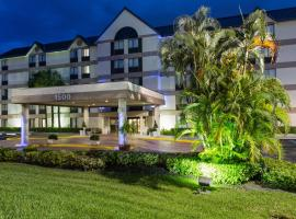 Holiday Inn Express Fort Lauderdale North - Executive Airport, an IHG Hotel, hotel in Fort Lauderdale