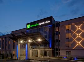 생이아생트에 위치한 호텔 Holiday Inn Express Hotel & Suites Saint - Hyacinthe, an IHG Hotel
