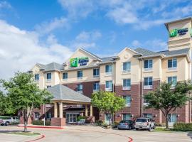 Holiday Inn Express Hotel & Suites Dallas - Grand Prairie I-20, an IHG Hotel, hotel near Six Flags Over Texas, Grand Prairie