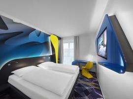 prizeotel Erfurt-City, hotel in Erfurt