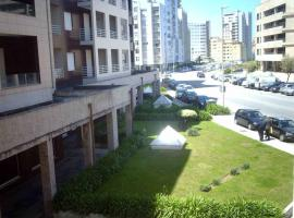 Nice apartment next to the beach, hotel in Póvoa de Varzim