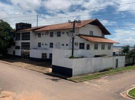 Hotel Praia, hotel in Maloca Velha