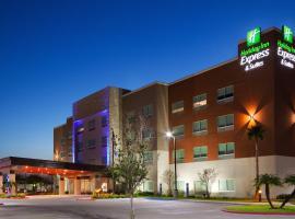 Holiday Inn Express & Suites Edinburg- Mcallen Area, hotel in Edinburg