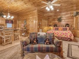 Pooh Bear, apartment in Sevierville