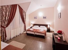 """Sleep hotel, готель типу """"ліжко та сніданок"""" y Львові"""