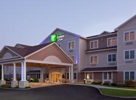 Holiday Inn Express & Suites Tilton, an IHG Hotel, Hotel in Tilton
