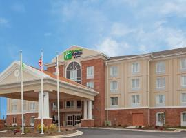 Holiday Inn Express Hotel & Suites Greensboro - Airport Area, hotel in Greensboro