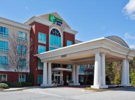 Holiday Inn Express Hotel & Suites Greenville-I-85 & Woodruff Road, an IHG Hotel, hotel near Greenville-Spartanburg International Airport - GSP, Greenville