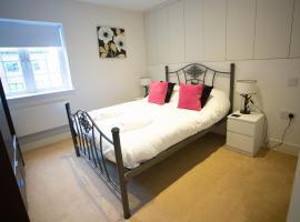 Comfort Stays - High Street, apartment in Stevenage