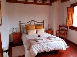 Mirador del Vadillo, отель в городе Ла-Велилья