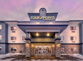 Four Points by Sheraton Anchorage Downtown, Hotel in Anchorage