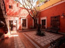 La Casa de Melgar, guest house in Arequipa