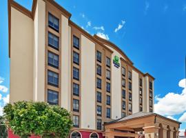 Holiday Inn Express & Suites Houston - Memorial Park Area, hotel in Galleria - Uptown, Houston