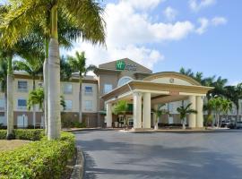 Holiday Inn Express & Suites Florida City-Gateway To Keys, an IHG Hotel, отель в городе Флорида-Сити
