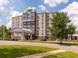 Holiday Inn Express & Suites Columbus - Polaris Parkway / COLUMBUS, an IHG Hotel, boutique hotel in Columbus