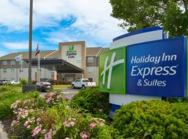 Holiday Inn Express & Suites - Omaha - 120th and Maple, an IHG hotel, hotel in Omaha