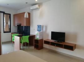 Manu Sekuta, apartment in Sanur