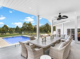 Hamptons on Figtree, hotel in Rothbury