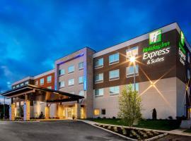 Holiday Inn Express & Suites - Madison, hotel v destinaci Madison