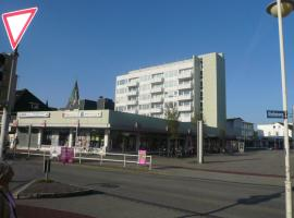 App. Grimme 09 O, apartment in Westerland
