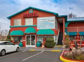 Sandia Peak Inn at Old Town Albuquerque, motel in Albuquerque