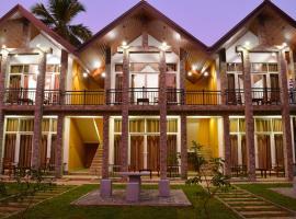 Monarch Residence, отель в Полоннаруве