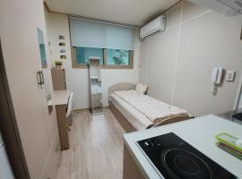 Hongdae Sinchon Yeonhui House B floor、ソウルのアパートメント
