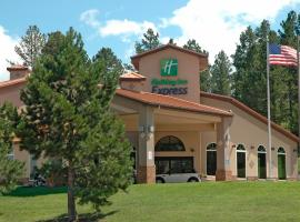 Holiday Inn Express & Suites Hill City-Mt. Rushmore Area, hotel v destinaci Hill City