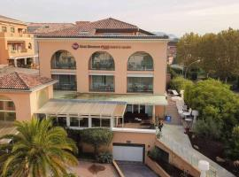 Best Western Plus Soleil et Jardin, accessible hotel in Sanary-sur-Mer