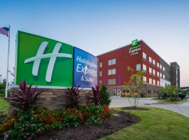 Holiday Inn Express & Suites - Southaven Central - Memphis, an IHG Hotel, hotel near Elvis Presley's Graceland, Southaven