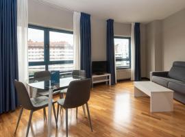 Aparthotel Campus, apartment in Oviedo
