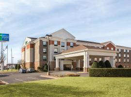 Holiday Inn Express Hotel & Suites Lawton-Fort Sill, an IHG Hotel, hotel in Lawton