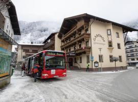 Hotel Untermetzger, hotel in Zell am Ziller