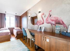 Forrest Apartments & Hostel, serviced apartment in Gdańsk