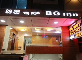 Hotel BG Inn, hotel in Bangalore