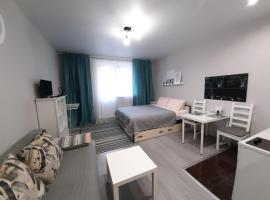квартира студия, hotel near Reutovo Train Station, Reutov