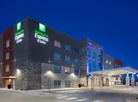 Holiday Inn Express & Suites - Denver NE - Brighton, an IHG Hotel, hotel near Denver International Airport - DEN, Brighton