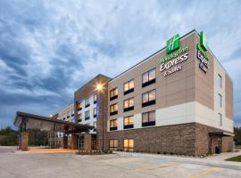 Holiday Inn Express East Peoria - Riverfront, an IHG Hotel, Hotel in Peoria