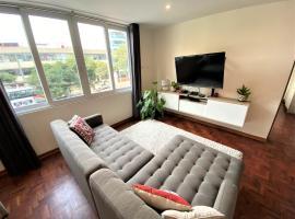 Private Modern Apartament in Pardo - Miraflores, pet-friendly hotel in Lima