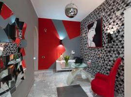 H Rooms boutique Hotel, beach hotel in Naples