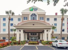 Holiday Inn Express St. Petersburg North / I-275, hotel in St Petersburg