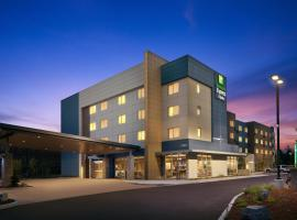 Holiday Inn Express & Suites - Portland Airport - Cascade Stn, an IHG Hotel, hotel near World Forestry Discovery Museum, Portland