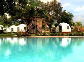 The Lion Kingdom Sigiriya, hôtel à Sigirîya