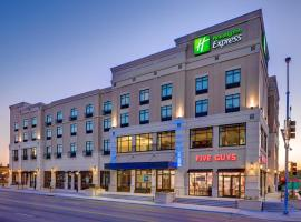 Holiday Inn Express & Suites - Kansas City KU Medical Center, hotel in Kansas City