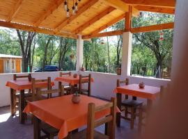 Hostal El Algarrobo, hotel in Casa Grande