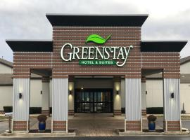 Greenstay Inn & Suites Court View, hotel in Springfield